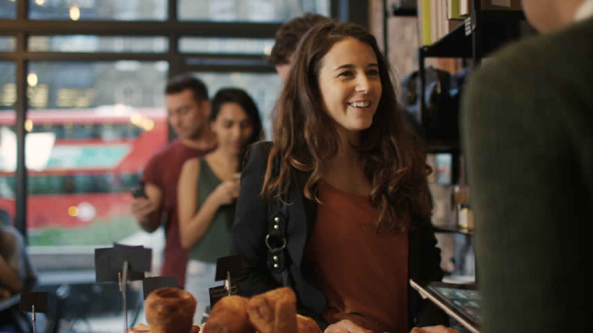 Coffee Queue at Flex Rewards Merchant