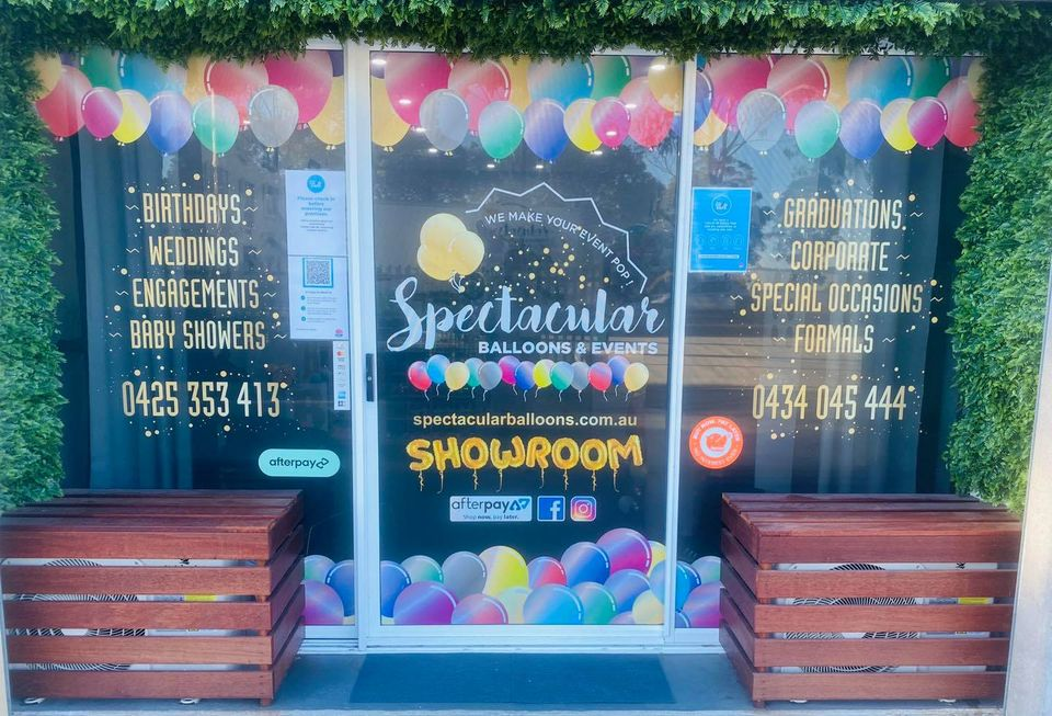 Spectacular Balloons Showroom