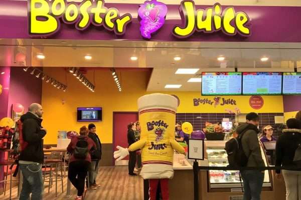 booster juice store front