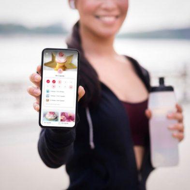 Flex Rewards Airdrop Promotion Screenshot